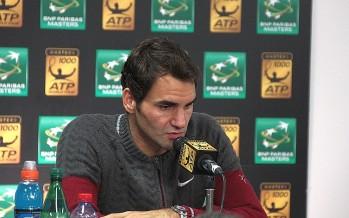 ATP FINALS LONDRA : Novak Djokovic titolo senza giocare, Federer si ritira per il mal di schiena.