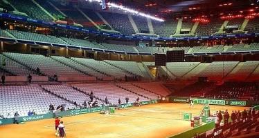 COPPA DAVIS : Lo stadio di Lille 27000 posti