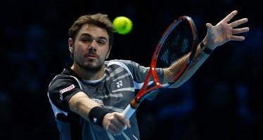 ATP FINALS LONDRA : Stan Wawrinka piega Cilic, semifinale contro Federer.