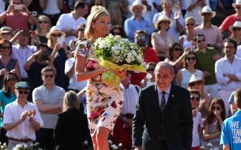 Buon compleanno Chris ! La Evert diciotto titoli del Grande Slam compie 60 anni