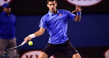 OPEN D'AUSTRALIA : Djokovic, Wawrinka, Raonic e Nishikori qualificati per i quarti di finale