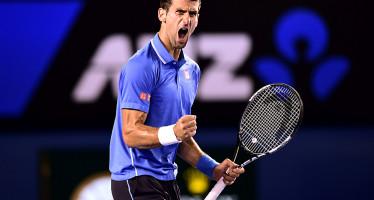 Classifiche ATP : Djokovic saldo al comando, Fognini fuori dai 20