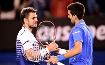OPEN D'AUSTRALIA : Novak Djokovic in finale , Wawrinka cede al quinto set