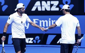 OPEN D'AUSTRALIA : Fognini-Bolelli in finale nel doppio