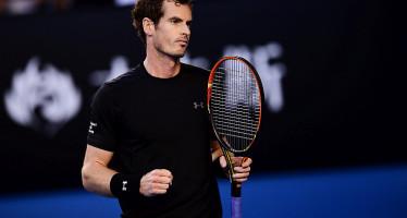 OPEN D'AUSTRALIA  : Andy Murray in finale, Berdych si arrende in 4 set.