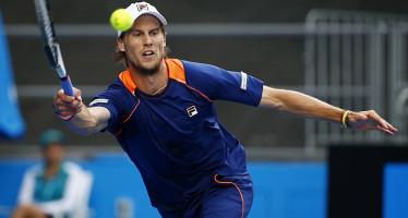 OPEN D'AUSTRALIA : Andreas Seppi spreca un match point e cede al quinto contro Nick Kyrgios