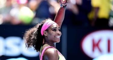 CLASSIFICA WTA : Serena sul tetto del mondo, Errani scavalca Pennetta.