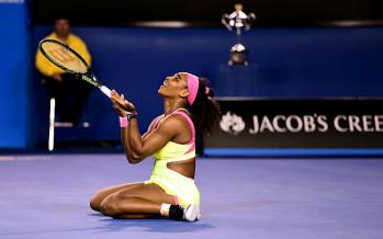Serena Williams regina d'Australia 63 76 a Maria Sharapova