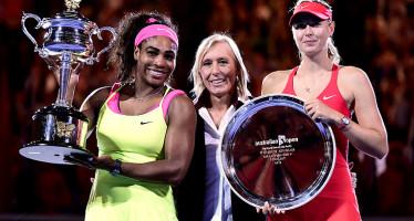Serena  Williams Slam n°19