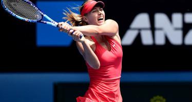 OPEN D'AUSTRALIA : Maria Sharapova travolge Shuai Peng