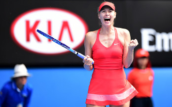 OPEN D'AUSTRALIA : Maria Sharapova in finale, due set alla Makarova