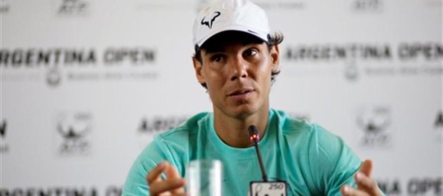 Federer e Nadal tra rovesci e rivalità
