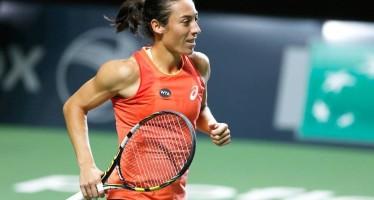 WTA ANVERSA : Francesca Schiavone elimina Angelique Kerber