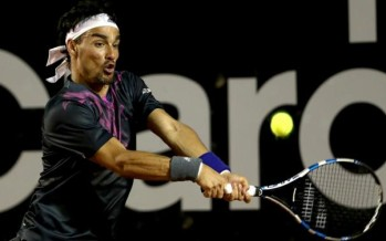 ATP 500 RIO DE JANEIRO : Impresa Fognini! Battuto Rafael Nadal