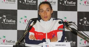 """FED CUP ITALIA-FRANCIA 1-0 : Caroline Garcia """"Sara non sbagliava mai e rimetteva tutto in gioco"""""""