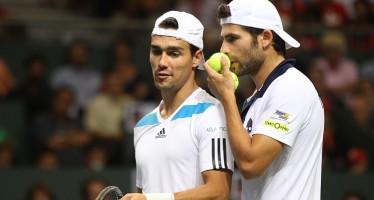 INDIAN WELLS : Fognini/Bolelli in semifinale nel doppio.