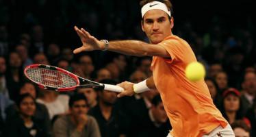 INDIAN WELLS : Roger Federer spazza via Berdych