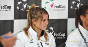 Fed Cup – Italia vs USA: si comincia con Camila Giorgi e Serena Williams. A seguire Errani vs Davis