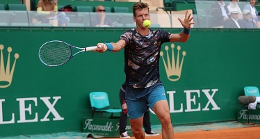MONTE-CARLO ROLEX MASTERS : Tomas Berdych primo finalista, out Monfils