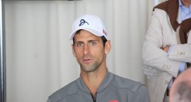 """MONTE-CARLO ROLEX MASTERS – Novak Djokovic  : """"La terra è la superficie sulla quale sono cresciuto"""""""