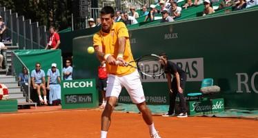 MONTE-CARLO ROLEX MASTERS : Novak Djokovic senza fatica su Ramos-Vinolas