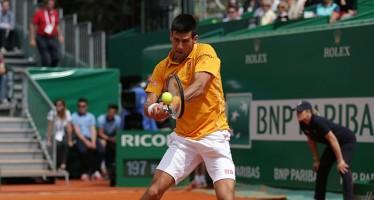 MONTE-CARLO ROLEX MASTERS : Djokovic in semifinale, annientato Cilic