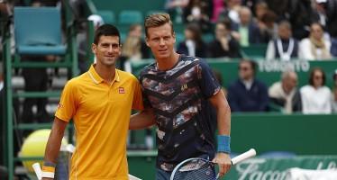 MONTE-CARLO ROLEX MASTERS : Pronti per la finale Djokovic c. Berdych