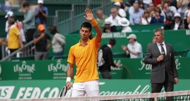MONTE-CARLO ROLEX MASTERS : Novak Djokovic re di Monte-Carlo