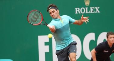 MONTE-CARLO ROLEX MASTERS : Roger Federer annienta Jeremy Chardy