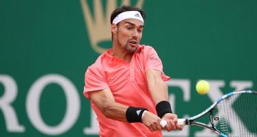 MONTE-CARLO ROLEX MASTERS : Troppo forte Dimitrov Fognini cede in due set