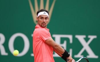 ATP 250 Monaco : Avanti Bolelli e Fognini