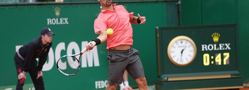 ATP 500 Barcellona : Nadal strapazza Almagro, Fognini fatica con Rublev