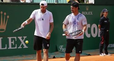 MONTE-CARLO ROLEX MASTERS : Bolelli e Fognini in semifinale nel doppio