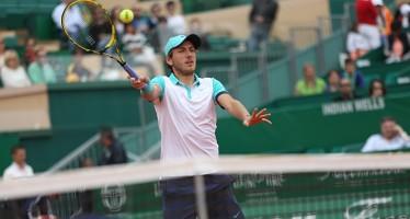 Internazionali BNL d'Italia : Lucas Pouille primo semifinalista, Juan Monaco si ritira