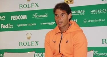 """MONTE-CARLO ROLEX MASTERS – Rafael Nadal """"Sto ritrovando il livello giusto"""""""