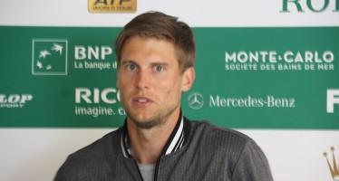 MONTE-CARLO ROLEX MASTERS – Andreas Seppi E' la quarta volta che perdo avanti di un break