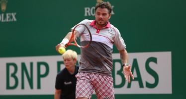 INTERNAZIONALI BNL d'ITALIA – Semifinale tutta svizzera : Wawrinka sorprende Nadal