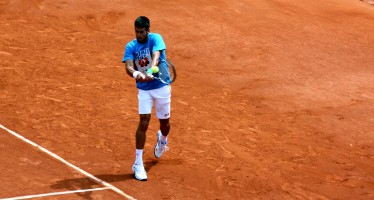ROLAND GARROS : Novak Djokovic testa il centrale
