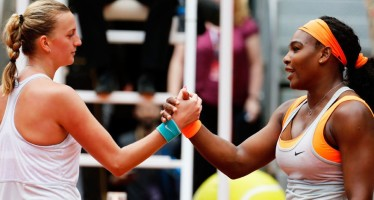 WTA MADRID : Irresistebile Kvitova, fuori Serena Williams
