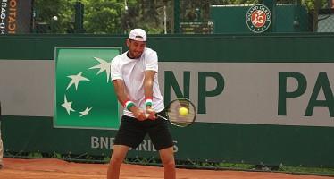 ROLAND GARROS 2015 : Luca Vanni al II turno delle qualificazioni
