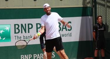 ROLAND GARROS : Luca Vanni qualificato