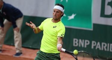 ROLAND GARROS : Andrea Arnaboldi annulla un match-point e vince al V