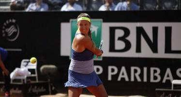INTERNAZIONALI BNL d'ITALIA : Victoria Azarenka supera Caroline Wozniacki, agli ottavi anche Bouchard e Makarova