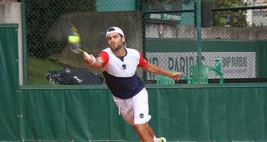 ATP WINSTON SALEM : Bolelli salva 3 match-point e si qualifica per gli ottavi