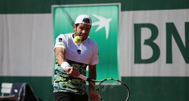 ATP WINSTON SALEM : Bolelli cede a Carreno Busta