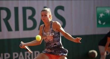 WTA CINCINNATI : Fuori la Giorgi, bene Serena e Halep