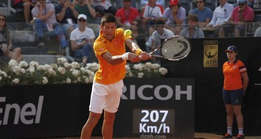 INTERNAZIONALI BNL d'ITALIA : Djokovic implacabile, nulla può David Ferrer