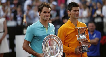 INTERNAZIONALI BNL d'ITALIA : Djokovic imbattibile nel 2015