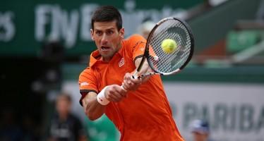 ROLAND GARROS : Novak Djokovic  debutto solido contro Nieminem