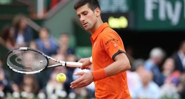 """MASTERS 1000 MONTREAL : """"Qualcuno si fa una canna"""", Djokovic protesta con l'arbitro"""